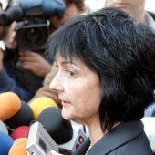La portavoz en Cataluña de Juezas y Jueces para la Democracia, Montserrat Comas