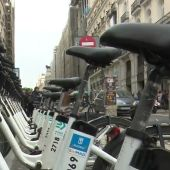 Bicis en Madrid de Bicimad
