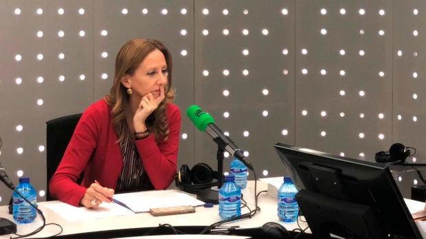 """Marta González: """"Sin Presupuestos Generales propios lo ideal es que haya elecciones cuanto antes"""""""