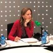 Marta González, vicesecretaria de Comunicación del Partido Popular