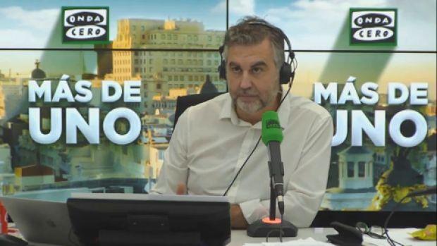 """Monólogo de Alsina: """"En Moncloa se repite que Sánchez no va a asumir el desgaste de que le devuelvan los presupuestos a los corrales"""""""