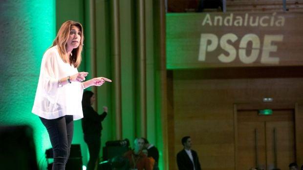 El PSOE ganaría las elecciones andaluzas aunque sin mayoría absoluta, según un sondeo de ABC