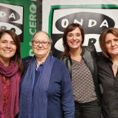 Marisa Lacabe, Anna Ferrer, Marian Gacía