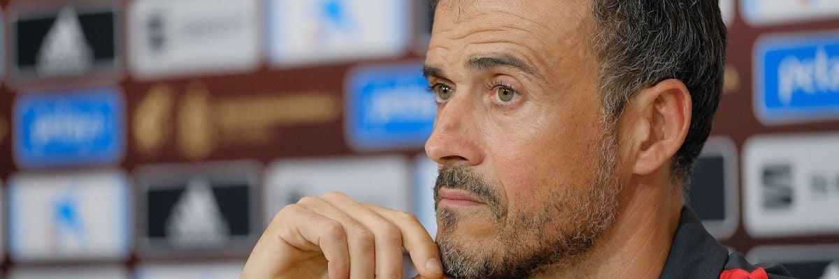 Luis Enrique dejará la Selección Española y será sustituido por Robert Moreno