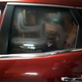 Alejandro Fernández denuncia pintadas en su coche