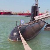 Encuentran el submarino argentino ARA San Juan