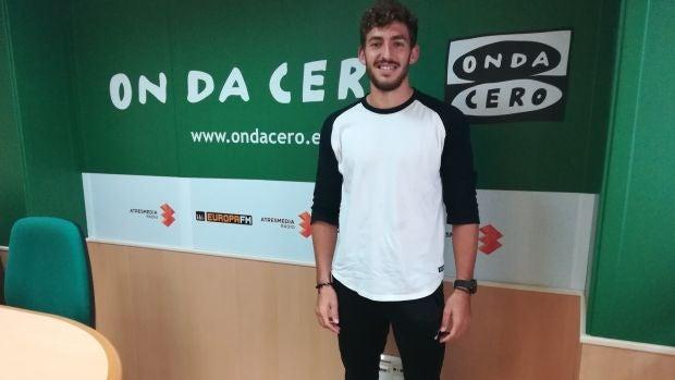 """Mario Vilella: """"Estoy muy contento con los resultados y con mi nivel de tenis"""""""