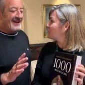 """Karlos Arguiñano: """"Si coges una o dos de Las 1000 recetas de oro vas a triunfar seguro"""""""