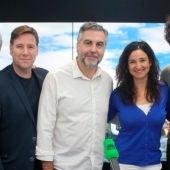 Leo Harlem, Carlos Latre, Carlos Alsina, Carolina Noriega, Jesús Manzano