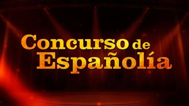 Consurso de Españolía