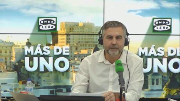 """Monólogo de Alsina: """"La fábrica de extremistas que es el gobierno autonómico de Cataluña sigue batiendo récords de infamia"""""""