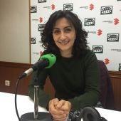 Fátima Mondéjar, directora de la Casa de Acogida de C.Real