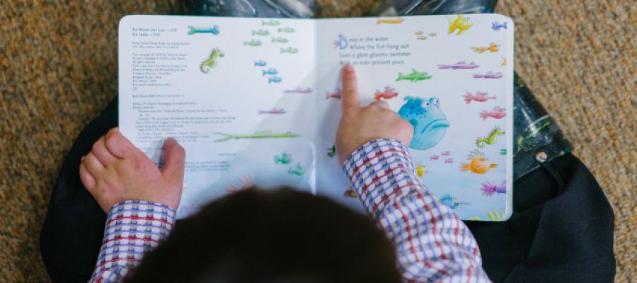 La terapia visual ayuda a los niños disléxicos a mejorar su habilidad para leer