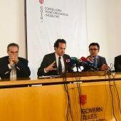 Reunión entre AVIBA y Marc Pons