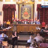 Pleno municipal del Ayuntamiento de Elche de noviembre