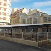 Edificio del viejo Mercado Central de Elche