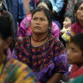 Mujeres indígenas Guatemala