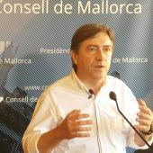 Mauricio Rovira, portavoz del PP en el Consell de Mallorca