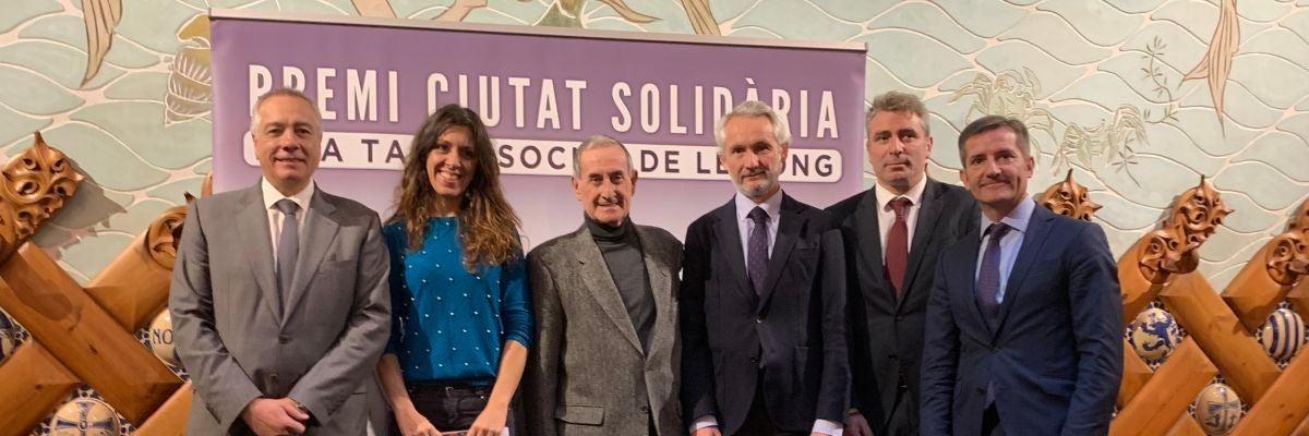VI Premi 'Ciutat Solidària'