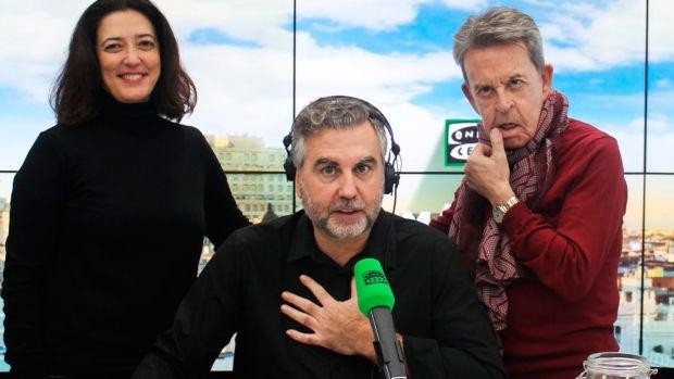 "Josemi y Rosa Belmonte: ""El braco de Luis Figo y Helene Svedin es tan guapo como ellos"""