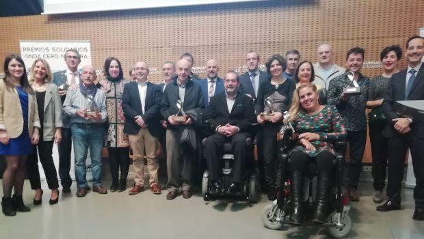 IV Premios Solidarios Onda Cero Navarra
