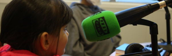 Onda Cero Catalunya, amb els nens de l'Hospital de la Vall d'Hebron