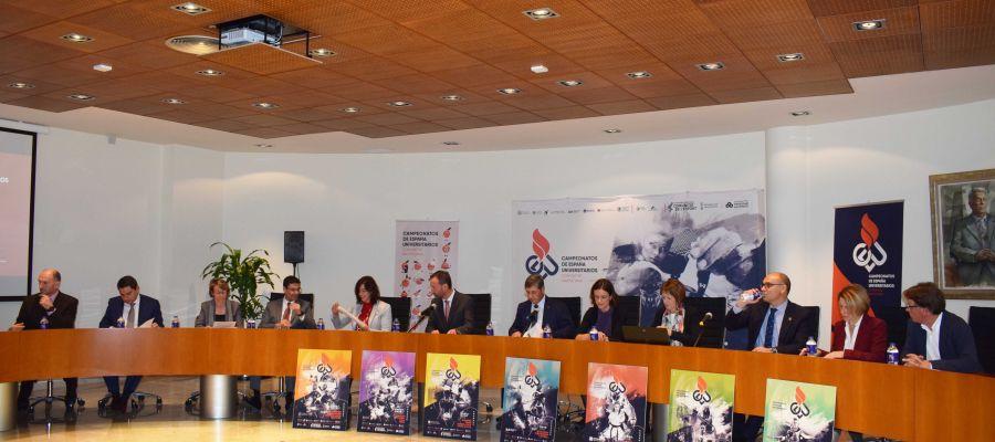La Fundación Trinidad Alfonso colaborará con las 7 universidades valencianas para la promoción del deporte universitario