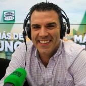 El investigador del Centro de Astrobiología de Madrid y miembro de la misión InSight, Jorge Pla García