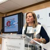 Aurora Galisteo, viceportavoz del equipo de Gobierno del Ayuntamiento