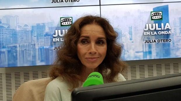 """Ana Belén: """"No podemos quejarnos, pero nos preocupamos por el sector cultural que siempre está desprotegido"""""""