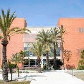 Edificio Altabix de la Universidad Miguel Hernández de Elche.