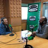 El humorista Manolo Vieira en Onda Cero Las Palmas
