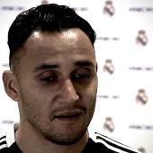 "Keylor Navas se sincera: ""Pasé de ganar tres Champions seguida a no jugar"""