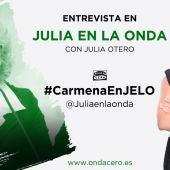 Manuela Carmena en JELO