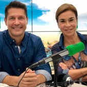 Carmen Posadas y Jaime Cantizano