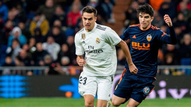 """Reguilón, sobre su titularidad en el Real Madrid: """"Sabía lo que estaba jugando y lo que me estaba jugando"""""""