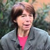 Sally Burch, directora ejecutiva de la Agencia Latinoamericana de Infromación