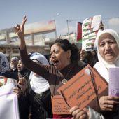Mujeres activistas de Derechos Humanos