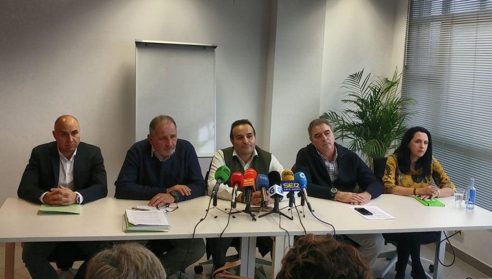 Vox en Ourense
