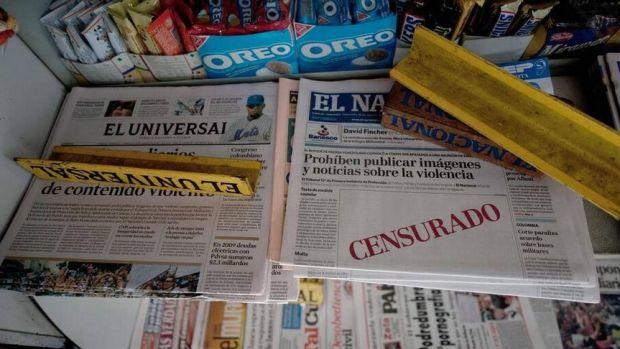"""Miguel H. Otero, director de El Nacional venezolano: """"Hemos tenido que cerrar la edición impresa porque nos han censurado el papel"""""""