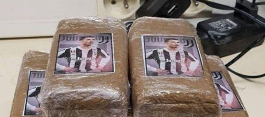 Cristiano Ronaldo, en bolsas de cannabis