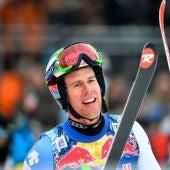 El esquiador Marc Gisin