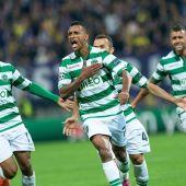 El Sporting de Lisboa, rival amarillo