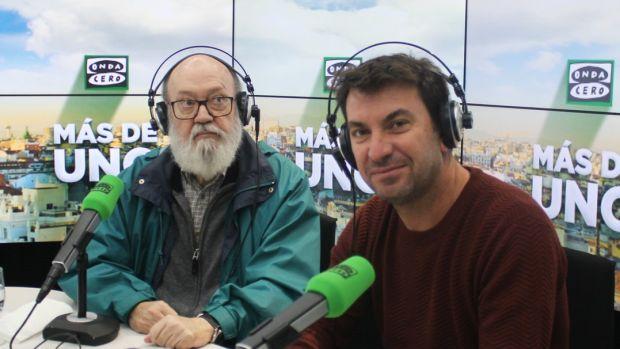 """José Luis Cuerda y Arturo Valls: """"'Tiempo después' tiene el aroma de 'Amanece que no es poco'"""""""