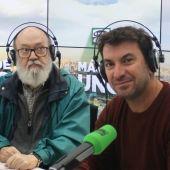 José Luis Cuerda y Arturo Valls