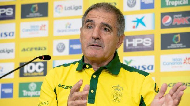 """Paco Herrera: """"No me preocupa la lucha por el ascenso ahora, lo importante es que el equipo juegue a algo"""""""