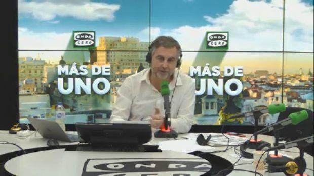 VÍDEO del monólogo de Carlos Alsina en Más de uno 17/12/2018