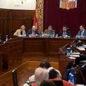El Pleno de la Diputación instará a Generalitat a desbloquear el convenio de los trabajadores del Provincial.