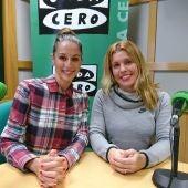 Belen López y Carolina Rodríguez, Pilates León