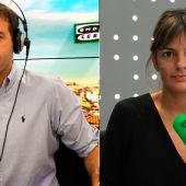 Rubén Amón y Pilar Gómez